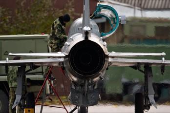 16180 - Serbia - Air Force Mikoyan-Gurevich MiG-21UM