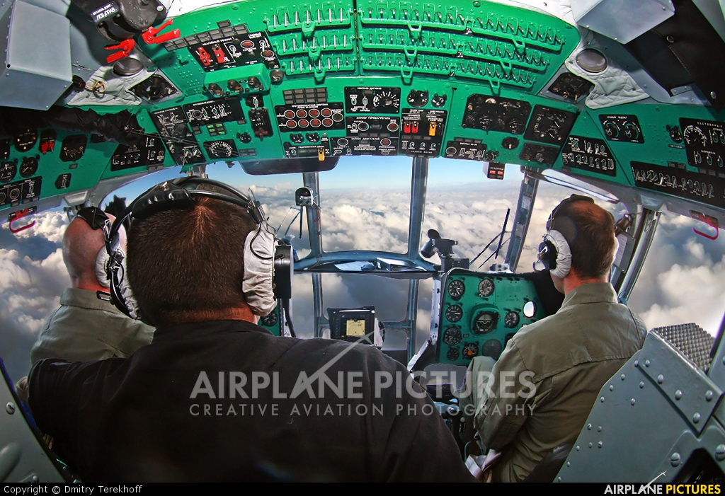 Russia - Air Force - aircraft at In Flight - Russia