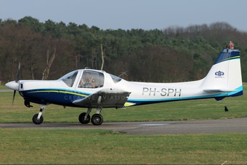 PH-SPH - Private Grob G115 Tutor T.1 / Heron