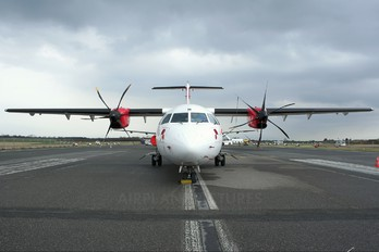OK-KFM - CSA - Czech Airlines ATR 42 (all models)