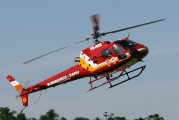 PR-HGR - Santa Catarina Firefighters Aerospatiale AS350 Ecureuil / Squirrel aircraft