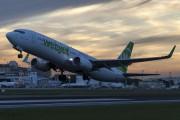 PR-GGF - WebJet Linhas Aéreas Boeing 737-800 aircraft