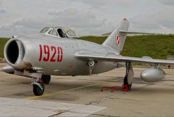 1920 - Poland - Air Force PZL Lim-2