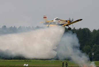 SP-FOK - Aerogryf PZL M-18 Dromader