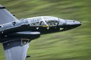 XX313 - Royal Air Force British Aerospace Hawk T.1W aircraft
