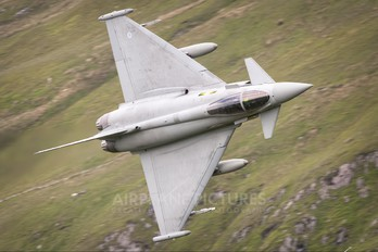 ZK300 - Royal Air Force Eurofighter Typhoon FGR.4