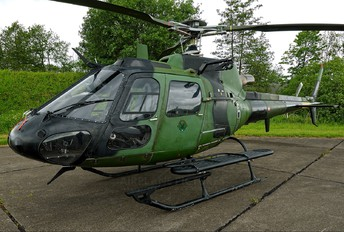P-319 - Denmark - Army Aerospatiale AS550 C-2 Fennec