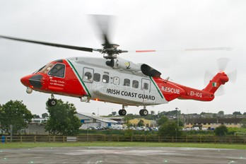 EI-ICG - Ireland - Coast Guard Sikorsky S-92