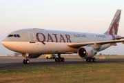 Qatar - Doha to Budapest service title=