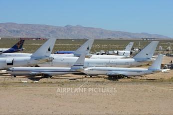 N707CA - Unknown Boeing 707-300