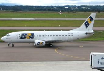 PR-BRK - BRA Transportes Aereos Boeing 737-300