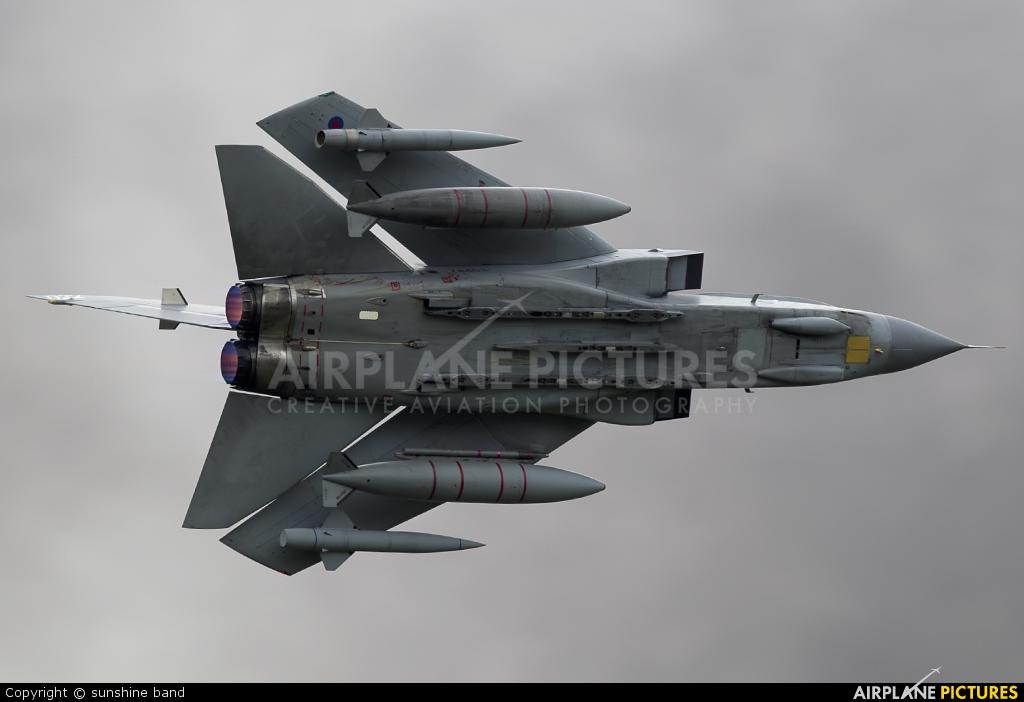 Royal Air Force ZA453 aircraft at Waddington