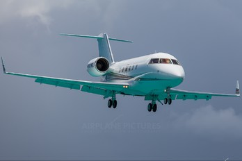 N163WG - Private Canadair CL-600 Challenger 601
