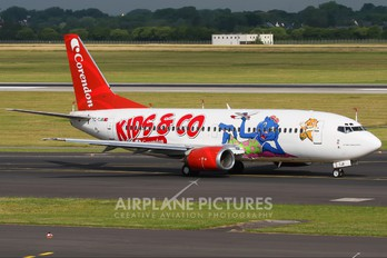 TC-TJB - Corendon Airlines Boeing 737-300