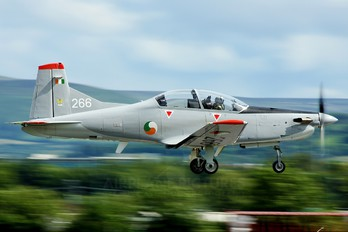 266 - Ireland - Air Corps Pilatus PC-9M