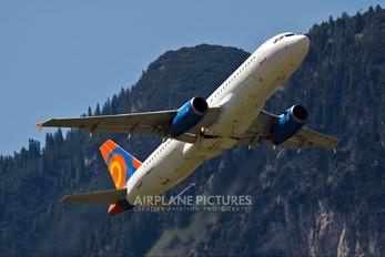 UR-CKA - Khors Aircompany Airbus A320