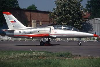 OK-182 - VZLU Aero L-39C Albatros
