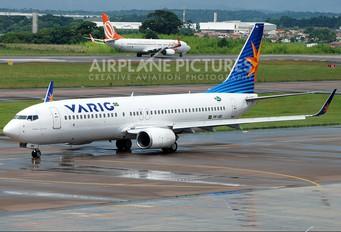 PR-VBC - VARIG Boeing 737-800