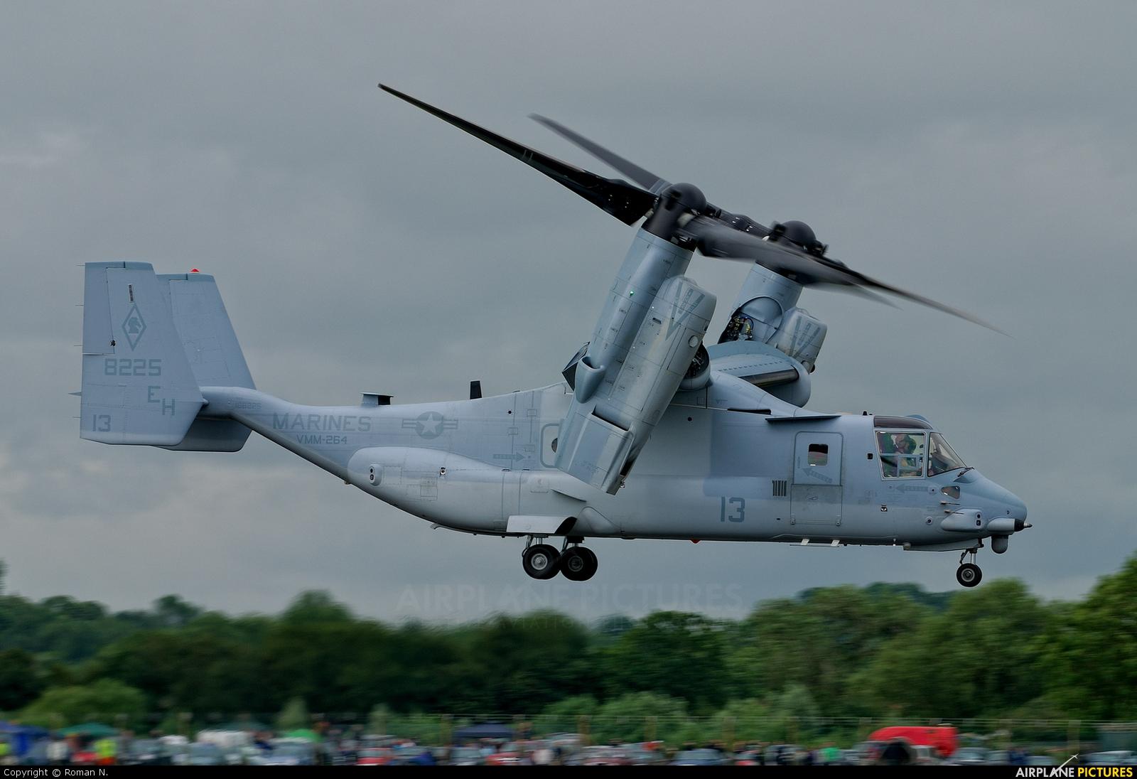 Marine Corps Bell-Boeing V-22 Osprey At