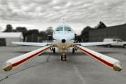 86001 - Sweden - Air Force North American Tp86 Sabreliner aircraft