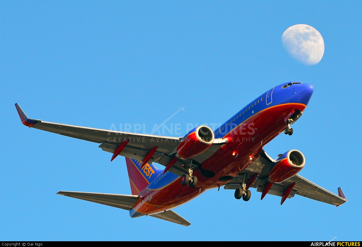 Southwest Airlines N7730A aircraft at San Diego - Lindbergh Field