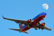 N7730A - Southwest Airlines Boeing 737-700 aircraft