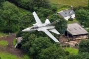 ZH552 - UK - QinetiQ Panavia Tornado F.3 aircraft
