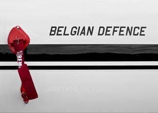 CM-01 - Belgium - Air Force Dassault Falcon 20E Mystère
