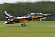 - - Korea (South) - Air Force: Black Eagles Korean Aerospace T-50 Golden Eagle aircraft