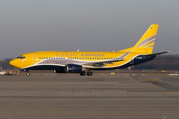 F-GIXE - Europe Airpost Boeing 737-300QC