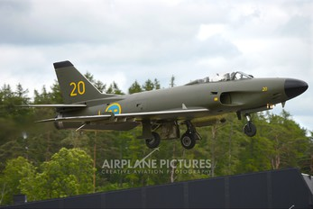 32620 - Swedish Air Force Historic Flight SAAB J 32 Lansen