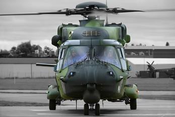 NH-207 - Finland - Air Force NH Industries NH-90 TTH