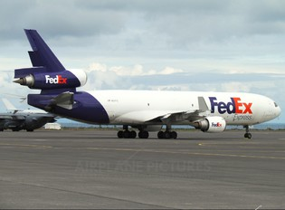 N617FE - FedEx Federal Express McDonnell Douglas MD-11F