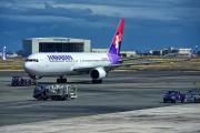 N592HA - Hawaiian Airlines Boeing 767-300ER aircraft