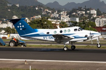 PT-ONU - Private Beechcraft 90 King Air