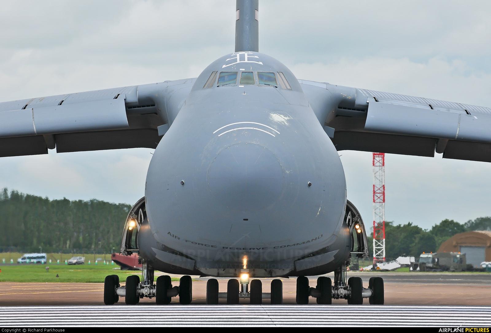 USA - Air Force 87-0033 aircraft at Fairford