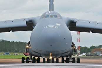 87-0033 - USA - Air Force Lockheed C-5B Galaxy