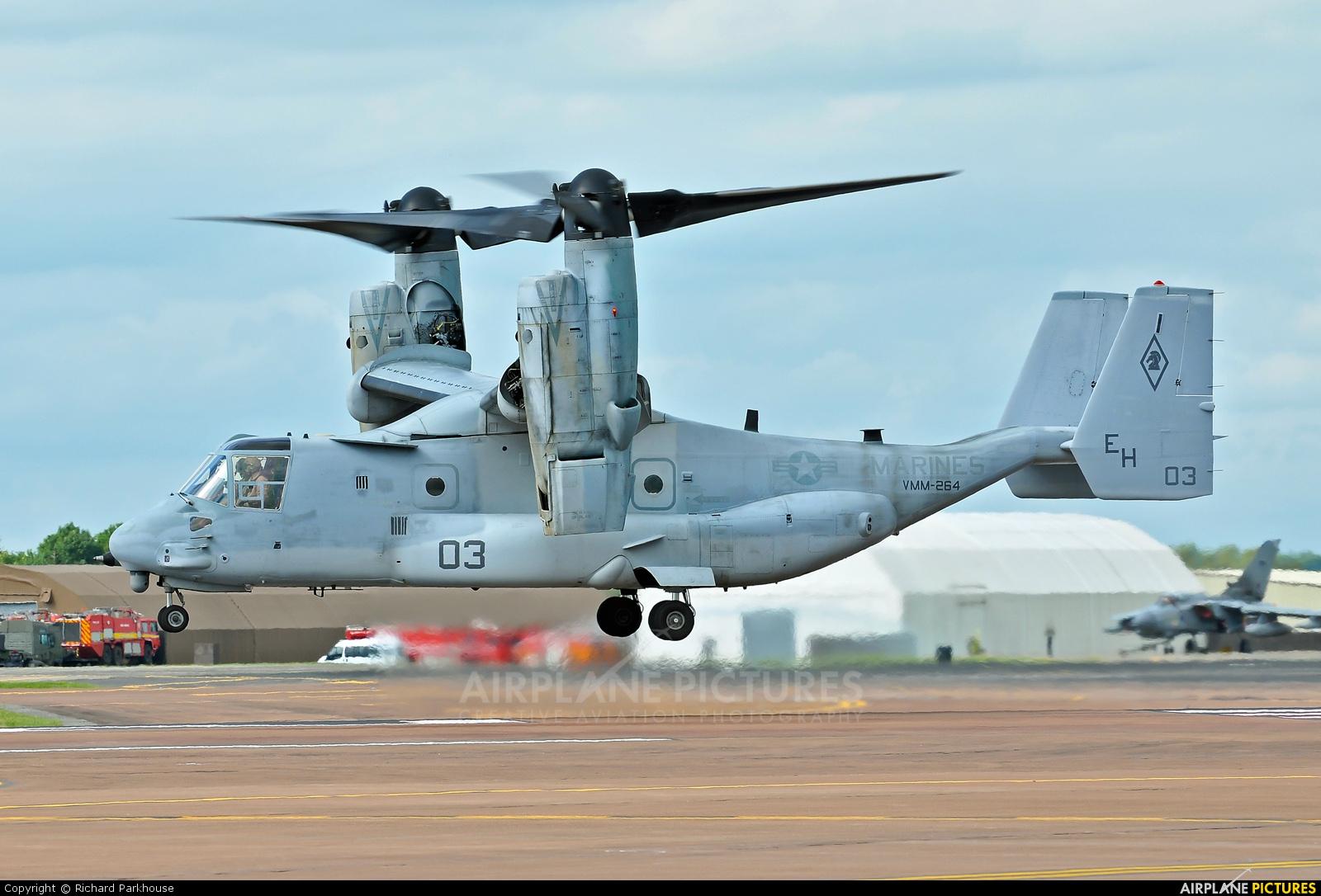 USA - Marine Corps 167902 aircraft at Fairford