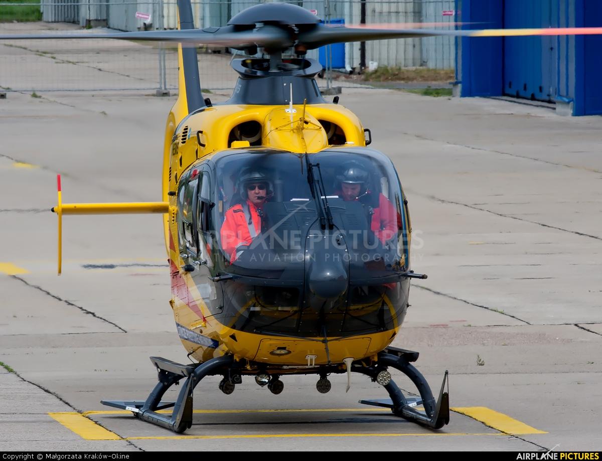 Polish Medical Air Rescue - Lotnicze Pogotowie Ratunkowe SP-HXO aircraft at Warsaw - Babice