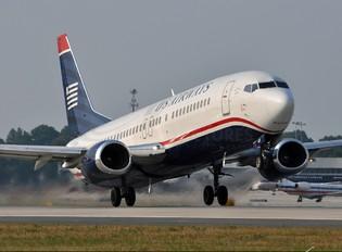 N420US - US Airways Boeing 737-400