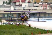 TC-ABS - Acromach - Ali Ismet Öztürk Pitts S-2S Special aircraft
