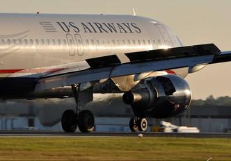 N118US - US Airways Airbus A320