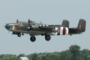 C-GCWM - Canadian Warplane Heritage North American B-25J Mitchell aircraft