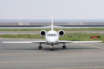OY-SIR - Aligap Dassault Falcon 2000 DX, EX