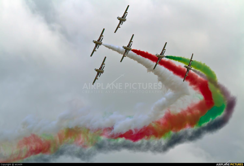 """United Arab Emirates - Air Force """"Al Fursan"""" 440 aircraft at Fairford"""