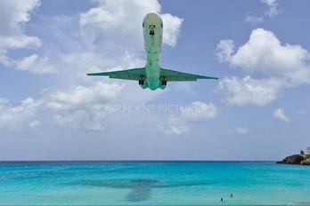 PJ-MDA - Insel Air McDonnell Douglas MD-83