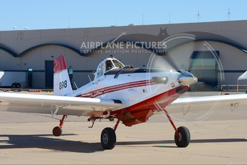 N398LA - Western Pilot Service Air Tractor AT-802