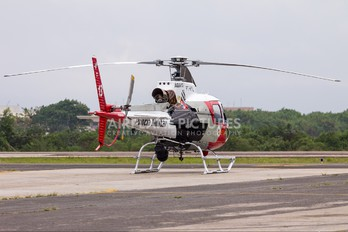 PT-HYL - Brazil - Police Aerospatiale AS350 Squirrel HT.1 & 2
