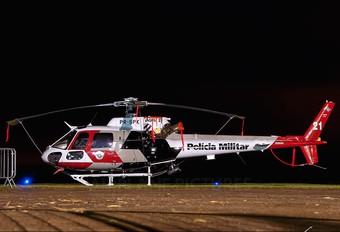PR-SPK - Brazil - Police Aerospatiale AS350 Ecureuil / Squirrel