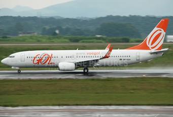 PR-GGA - GOL Transportes Aéreos  Boeing 737-800